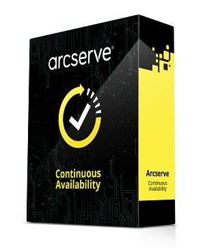 Arcserve Continuous Availability