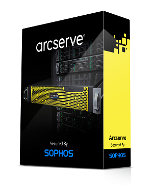 Arcserve Solutions with Sophos