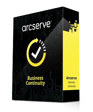 Arcserve Business Continuity Cloud
